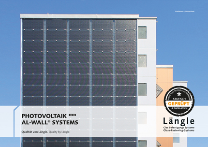Photovoltaik AL-Wall Systems